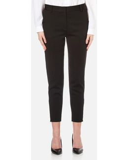 Women's Tailored Relaxed Pants