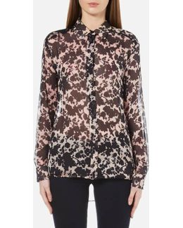 Women's Zenit Printed Shirt