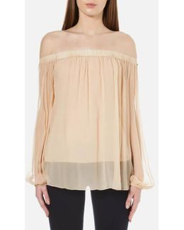 Women's Luchino Off The Shoulder Top