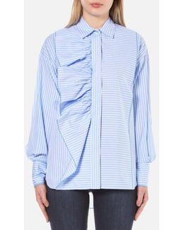 Women's Adagio Striped Shirt