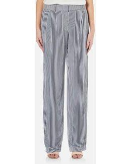 Women's Corsican Stripe Pants