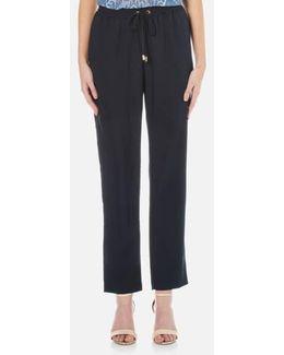 Women's Pull On Slim Pants