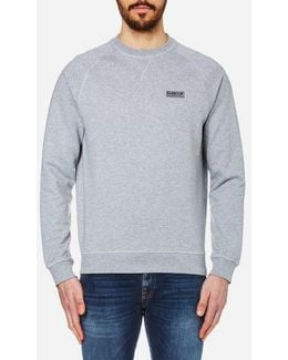 Men's Small Logo Sweatshirt