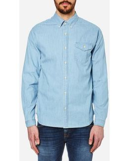 Men's Speedrome Long Sleeve Shirt