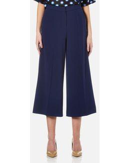 Women's Wide Leg Culottes