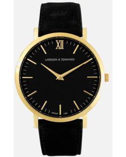 Lugano 40mm Watch