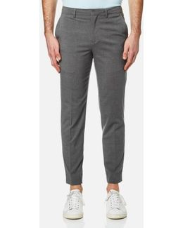 Men's Flannel Chino Pants