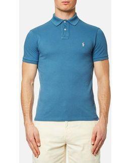 Men's Slim Fit Polo Shirt