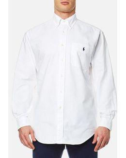 Men's Oversized Pocket Shirt