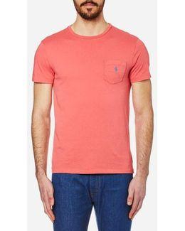 Men's Pocket Tshirt