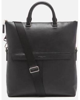 Men's Fold Over Tote Bag