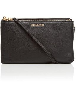 Women's Adele Double Gusset Cross Body Bag
