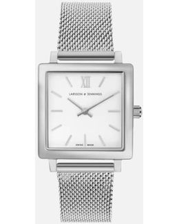 Norse 34mm Milanese Strap Watch