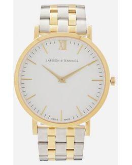 Lugano 40mm 5 Link Watch