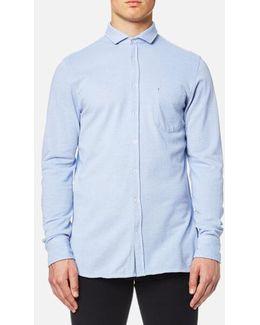 Men's Cattitude Long Sleeve Shirt
