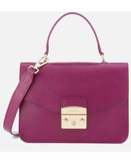 Women's Metropolis Smalltop Handle Bag