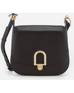 Women's Delfina Large Saddle Bag