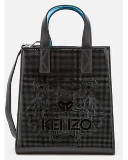 Women's Icons Horizontal Mini Tote Bag