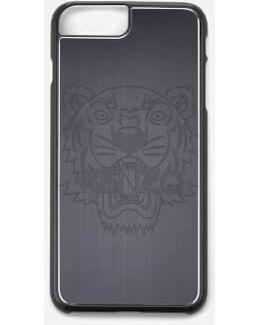 Women's Coque Iphone 7 Plus Tiger Head Case