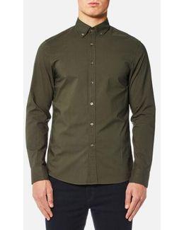 Slim New Button Down Shirt