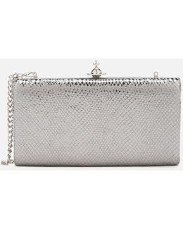 Women's Verona Large Clutch Bag