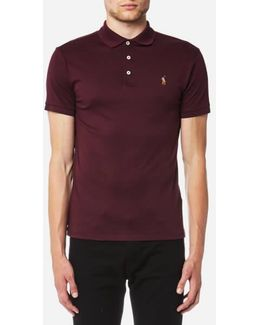 Men's Pima Soft Touch Slim Fit Polo Shirt
