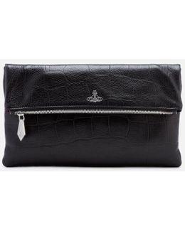 Women's Canterbury Zip Clutch Bag