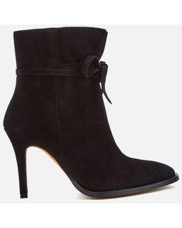 Women's Sheena Suede Shoe Boots