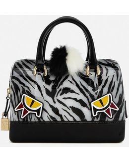 Candy Jungle Cookie Satchel Bag