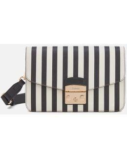 Women's Metropolis Small Satchel Bag