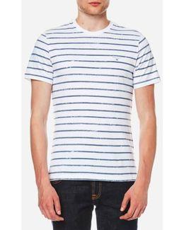 Men's Dalewood Stripe Tshirt