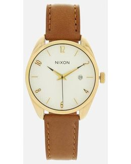 Women's The Bullet Leather Watch