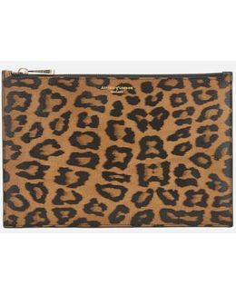 Women's Essential Large Pouch Bag