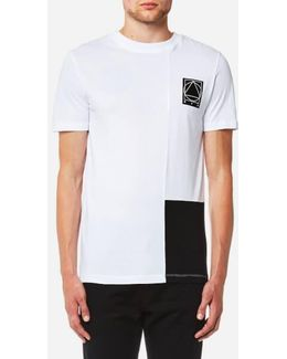 Men's Colourblock Short Sleeve Tshirt