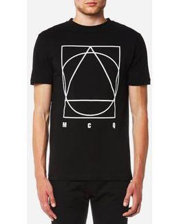 Men's Band Icon Curtis Short Sleeve Crew Tshirt