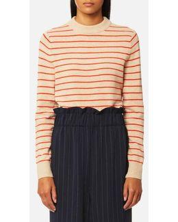 Women's Mercer Knitted Jumper