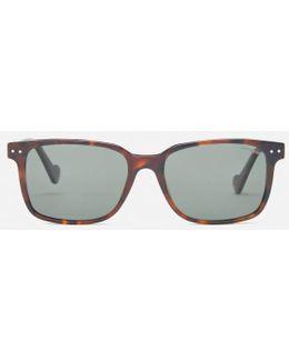 Men's Square Frame Sunglasses