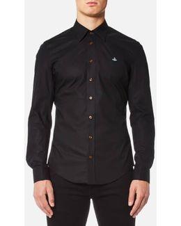 Men's Stretch Poplin Classic Shirt