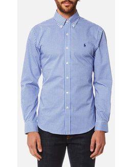 Men's Slim Fit Easy Care Shirt