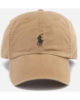 Men's Small Logo Cap