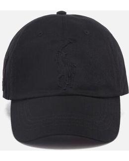 Men's Large Logo Cap