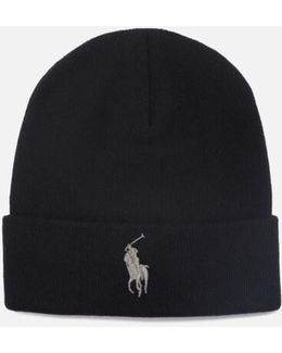 Men's Cotton Beanie Hat