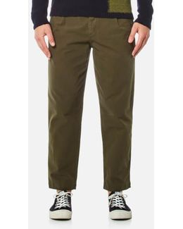Men's Relaxed Fit Trousers