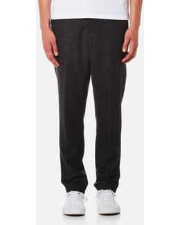 Men's Carrot Fit Trousers