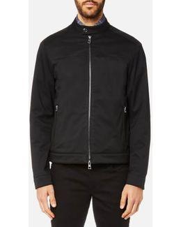 Men's Nylon Motto Jacket