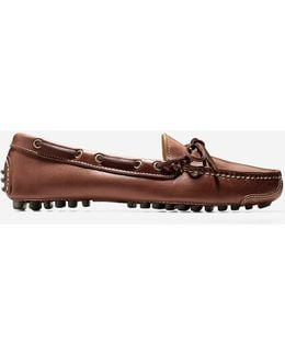 Gunnison II Driver Leather Shoes