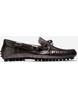 Giraldo Leather Penny Loafer
