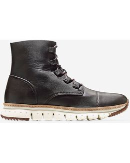 Men's Zerøgrand Cap Toe Boot