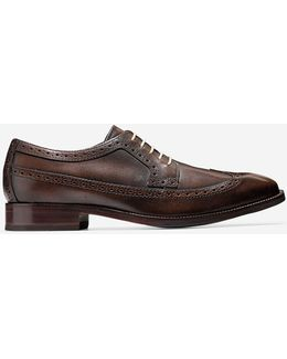 Williams Long Wingtip Oxford