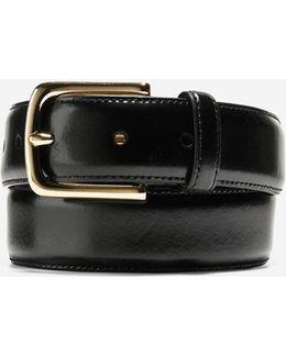 32mm Shine Dress Belt